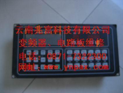 工业洗衣机电脑板维修实例